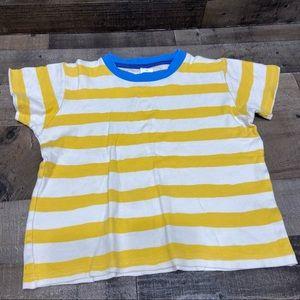 Mini Boden Boys Tee T Shirt Size 7/8 Striped